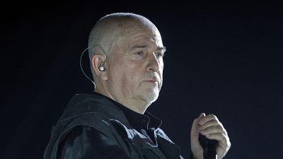 Peter Gabriel raccoglie fondi per Italia
