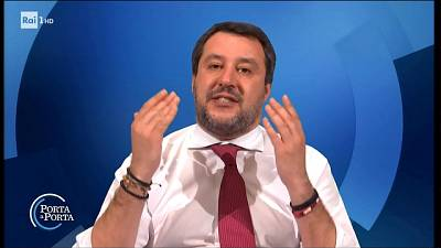 Salvini, governo fornisca le mascherine