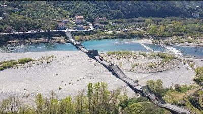 Crollo ponte:acquisiti atti in Provincia
