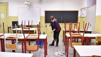 Scuola:riunione maggioranza su fine anno