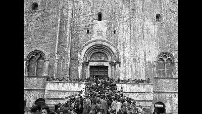 Annullata Festa dei Ceri di Gubbio