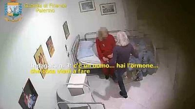 Casa riposo lager a Palermo, 6 arresti