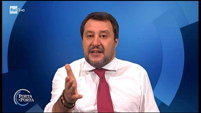 Salvini, voto Camere prima di Bruxelles