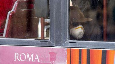 Bus Roma, ipotesi contapasseggeri