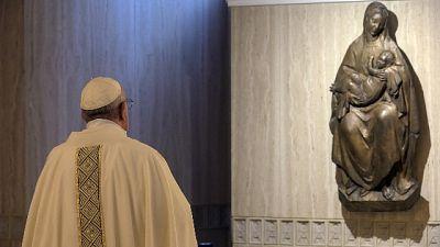 Papa: il 19 messa a S.Spirito in Sassia