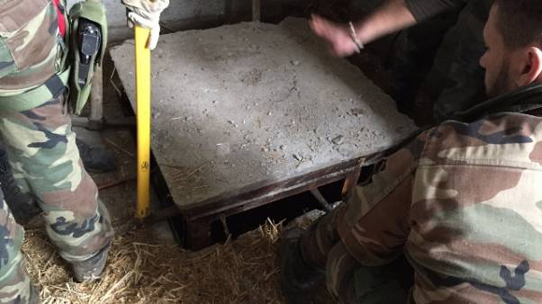 Scoperto bunker latitanti nella Locride