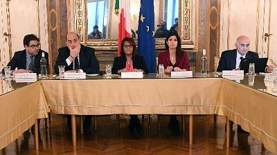 Zingaretti, destra non aiuta Italia