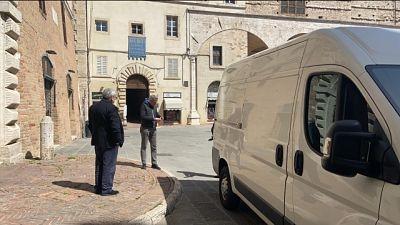Da Papa materiale per Rsa Perugia