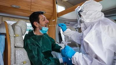 Coronavirus:Piemonte verso 20mila contagi,rallentano decessi