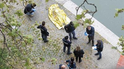 Corpo donna nel Tevere, era scomparsa