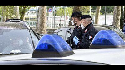 Carabinieri in casa risposo Cagliaritano