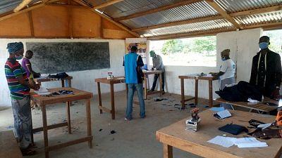 Coronavirus - République centrafricaine : La MINUSCA soutient la fabrication de masques de protection à Kaga Bandoro