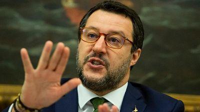 Salvini, no a eurobond, scegliamo noi