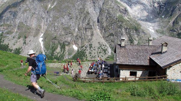 Albergatori Vda, test rapidi a turisti