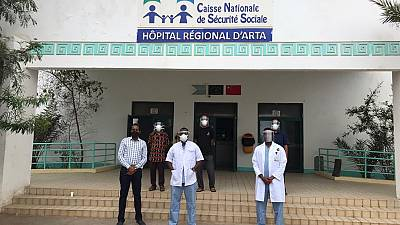 Coronavirus – Djibouti: Digital Space for Migrants Supplies 3D-Printed Face Shields to Hospitals Treating COVID-19 Cases in Djibouti