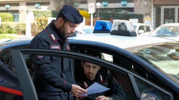 Uomo ucciso in casa a Torino, indagano carabinieri