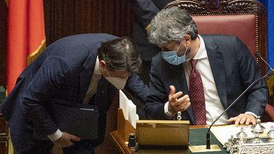 Cura Italia: opposizione protesta