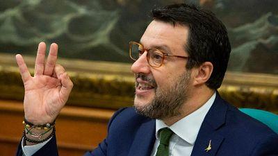 Salvini, 25 aprile torni libertà