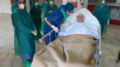 Coronavirus:centenaria guarita a Messina