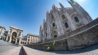 A Milano ancora alto numero contagi
