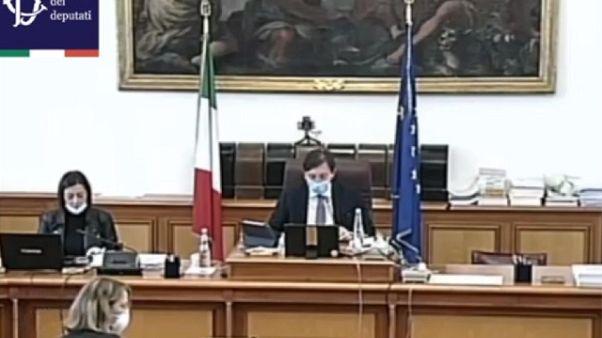 Slitta riunione su decreto Aprile