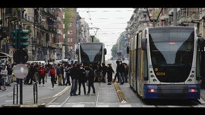 Scarcerati i 4 anarchici arrestati per le tensioni di Torino