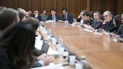 Conte chiede a ministri note su Fase 2