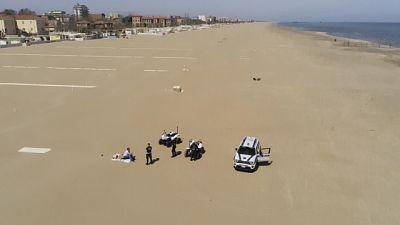 Comune Salento apre spiagge a autistici