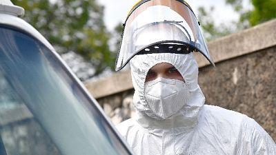 Coronavirus: in Liguria altri 25 morti