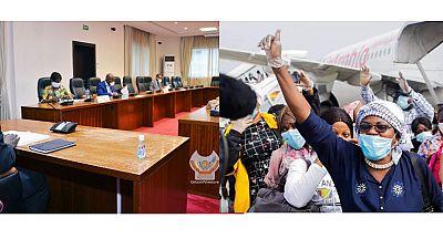 Coronavirus - République Démocratique du Congo : Le Gouvernement Ilunkamba rapatrie plus de 200 congolais bloqués à l'étranger