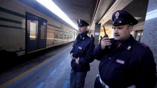 Auto su binari Empoli-Siena, treni fermi