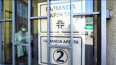 In corso consegna mascherine Campania