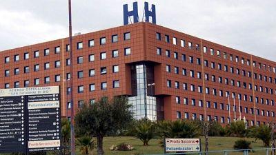 Covid-19: negativa bimba morta ospedale