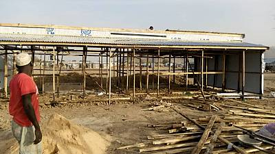Coronavirus - Nigeria: IOM Builds Quarantine Shelters as Conflict-Affected Borno State Records First COVID-19 Cases