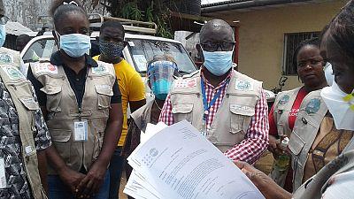 Coronavirus - Liberia: Ebola contact tracing lessons inform COVID-19 response