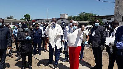Coronavirus - République du Congo : Pointe-Noire et le Kouilou améliorent le circuit de prise en charge