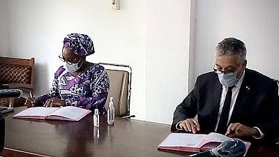 Coronavirus - République du Congo : Signature ce samedi 25 avril d'une convention de financement entre le Laboratoire National de Santé Publique et l'Ambassade de France au Congo