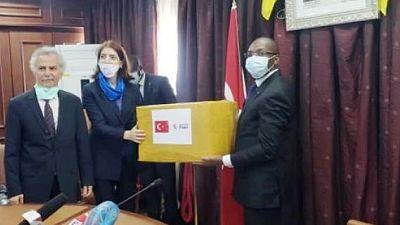 Coronavirus - Cameroun : l'Ambassade de Turquie au Cameroun manifeste sa générosité