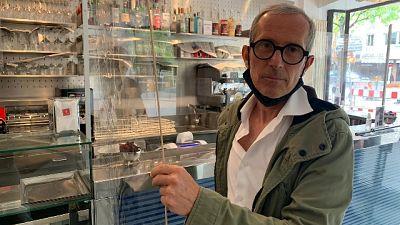 A Bolzano bar modello per fase 2