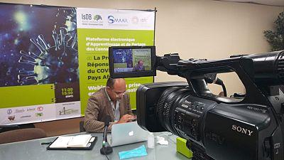 La BID et l'ITFC lancent une plateforme d'apprentissage en ligne pour la préparation et la réponse à la Pandémie de COVID-19 dans les Pays Africains, Initiative dans le cadre du Mechanisme Reverse Linkage et Arab Africa Trade Bridges