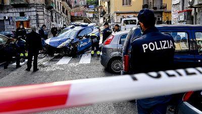 Poliziotto ucciso, presi i due fuggitivi