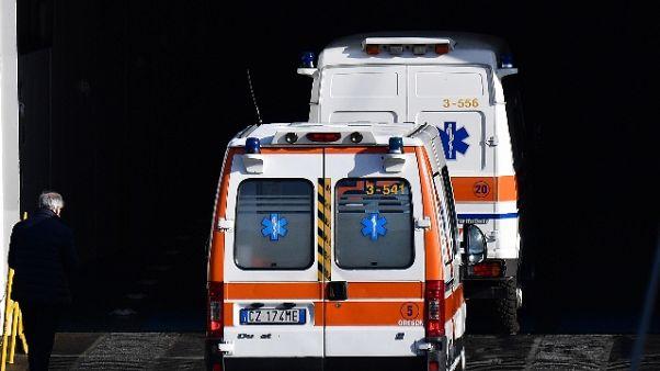 Ok a nave ospedale per anziani a Trieste