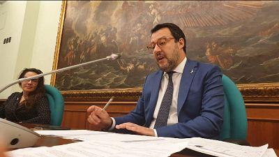 Ponte: Salvini, un grazie a Genova