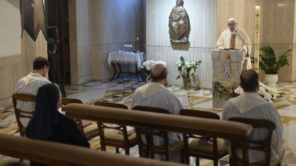 Fase 2: Papa,serve prudenza e obbedienza
