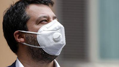 Salvini, vogliono togliere i buoni pasto