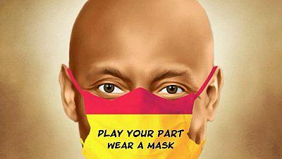 Herbert Mensah urges Ghana Rugby Family to wear masks