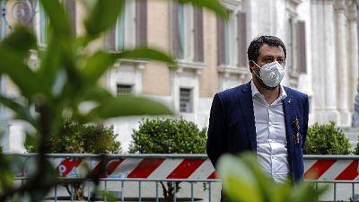 Salvini, non condivido scelte Berlusconi