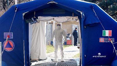 Coronavirus: contagi Piemonte verso 26mila,oltre 3mila morti