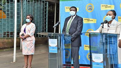 Coronavirus: Kenya records 129 COVID-19 recoveries ( April 29, 2020)