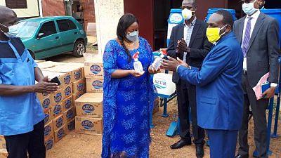 Coronavirus - Cameroon: Nana BOUBA Group expresses its solidarity